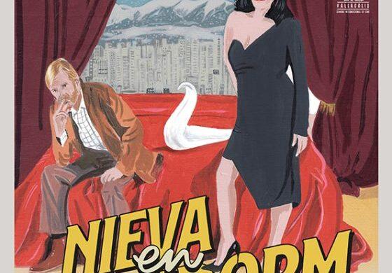 Nieva en Benidorm Isabel Coixet Antaviana Films