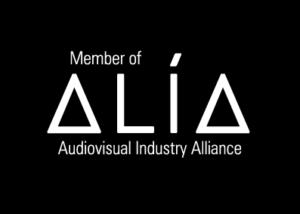 Member of Alía, Audiovisual Industry Alliance.