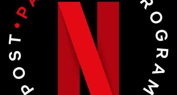 Netflix post partner