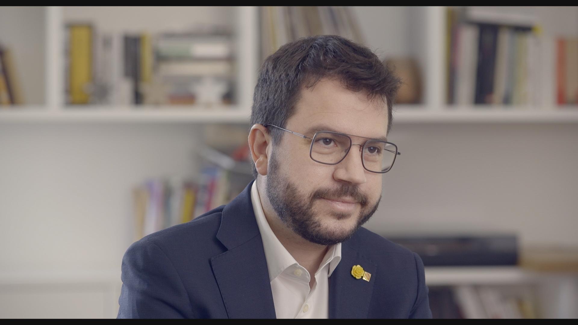Post production Pere Aragonès documentary