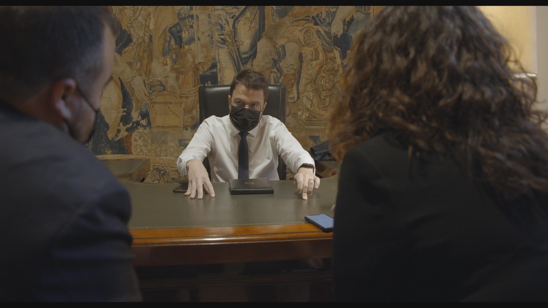 Postproducció so documental Pere Aragones